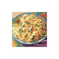 Campbell's Kitchen Creamy Pasta Primavera Recipe