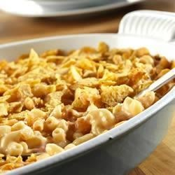 Ranchero Macaroni Bake Recipe