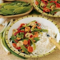 Photo of Citrus Veggie Stir-Fry by Dorothy  Swanson