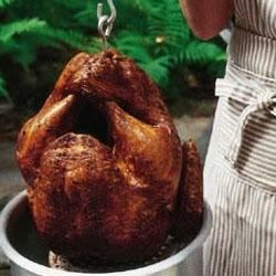 Deep-Fried Cajun Turkey