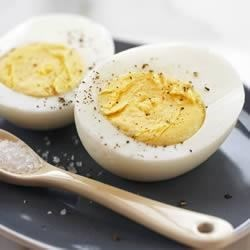 Basic Hard-Cooked Eggs Recipe