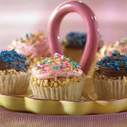 Crunch-a-Bunch Cupcakes Recipe