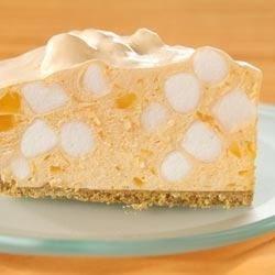 Citrus Sorbet Pie Recipe