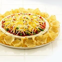 Tostitos Rapido Pizza Recipe