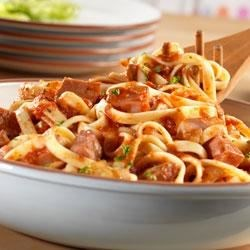 Photo of Fettuccine Al Fresco by Campbell's Kitchen