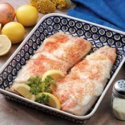 Photo of Baked Trout Fillets by Mary  Zimmerman