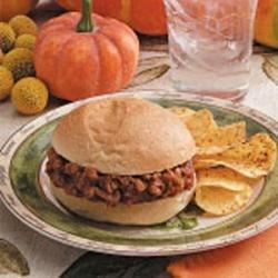 Photo of Pumpkin Burgers by Linda  Shuttleworth