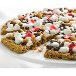 Photo of Gluten Free Cookie Pizza by Chex® Cereal