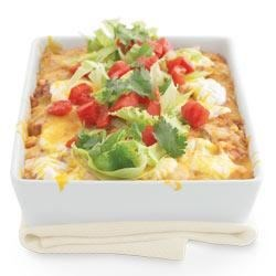 Santa Fe Enchilada Bake Recipe