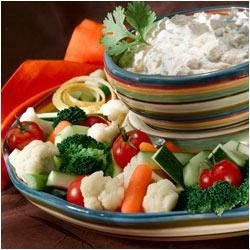Photo of Creamy Mexican Salsa Dip by Fruits & Veggies—More Matters®