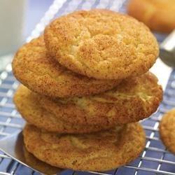McCormick(R) Snickerdoodles Recipe