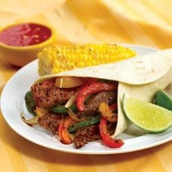 McCormick(R) Chicken Fajitas Recipe