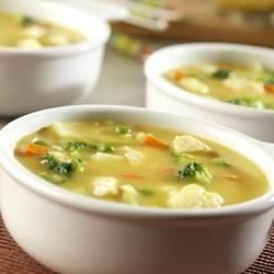 Curried Chicken Chowder Recipe