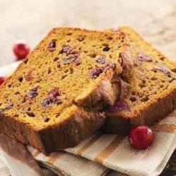 Photo of Libby's® Pumpkin Cranberry Bread by Libby's® Pumpkin