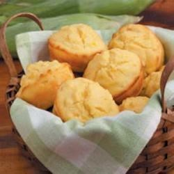 Photo of Sunny Corn Bread Muffins by Nancy  Zimmerman