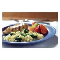 Photo of Cheesy Rice and Broccoli by Minute® Rice