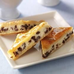 Chocolate Cheesecake Bars Recipe