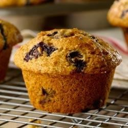 All-Bran's Best Blueberry Muffins Recipe