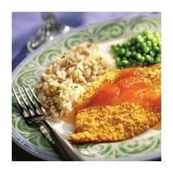 Apricot Lemon Sole Recipe