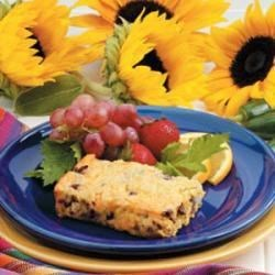 Photo of Beefy Corn Bread Casserole by Patty  Boling