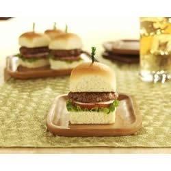 Grilled Teri Sliders Recipe