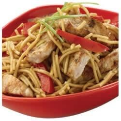 Photo of Teriyaki Pork Lo Mein by Knorr