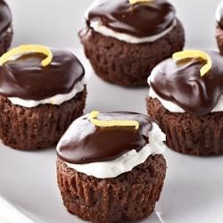 Photo of Lemon Kissed Brownie Bites by Ghirardelli