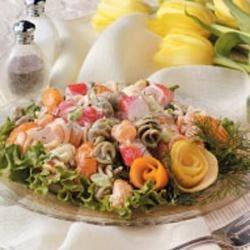 Photo of Neptune Pasta Salad by Deborah Baumgarten