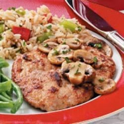 Photo of Veal Scallopini by Ruth  Lee