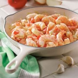 Photo of Shrimp with Mustard Sauce by Donna Richardson