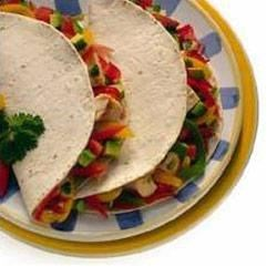 Chicken Fajitas with Mexican Rice - Family Meal Recipe