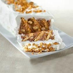 Photo of Chocolate-Banana Graham Refrigerator Cake by Kraft Desserts
