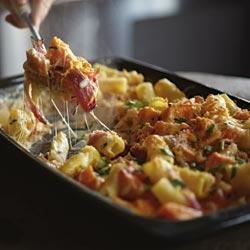 Harvest Pasta Bake Recipe