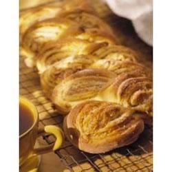 Almond Brunch Loaf Recipe