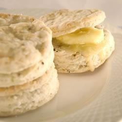 Herb Baking Powder Biscuits Recipe