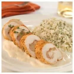 Chicken Rollatini Alfredo Recipe