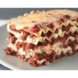 Simply Lasagne Recipe