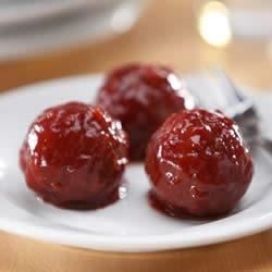 Photo of Ultimate Party Meatballs by Ocean Spray® and Heinz®