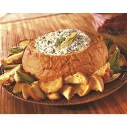 Photo of Islander Artichoke and Spinach Dip by King's Hawaiian®