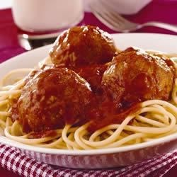 Mama's Best Ever Spaghetti and Meatballs Recipe