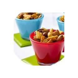 Katie Lee's Spiced Nuts 'n Chex(R) Mix Recipe