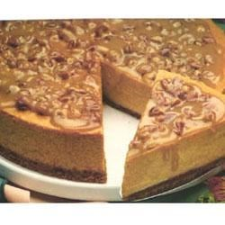 Maple Pumpkin Cheesecake Recipe