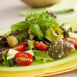 Photo of Chopped Nutritious Salad by Dannon Oikos®
