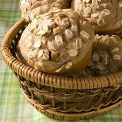 Oatmeal Buttermilk Muffins Recipe
