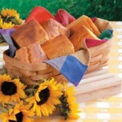 Photo of Sweet Potato Corn Bread by Judy Roland