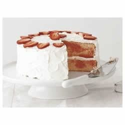 Strawberry Swirl Cake Recipe