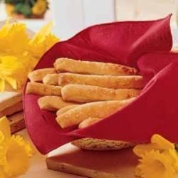 Photo of Soft Breadsticks by Nancy  Johnson