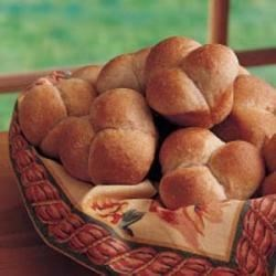 Photo of Whole Wheat Refrigerator Rolls by Sharon  Mensing