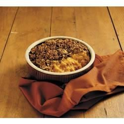 Crunchy Praline Topped Sweet Potatoes Recipe