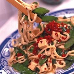Thai Noodles with Chicken Recipe